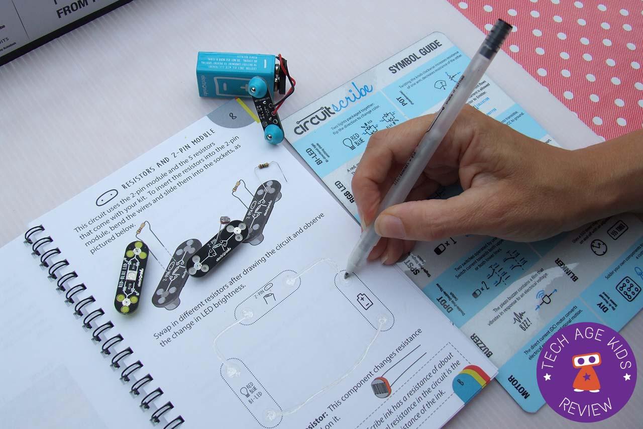 Electrical Circuit Pen