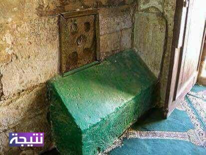 مكان قبر الصحابى عمرو بن العاص بالتفصيل