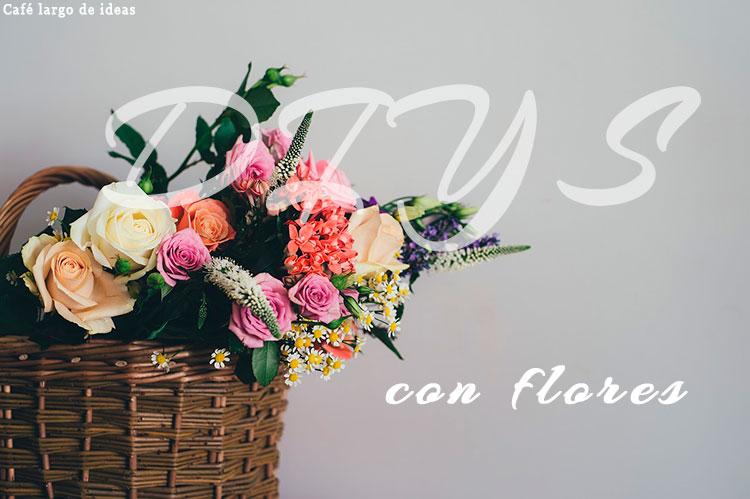 DIYs con flores