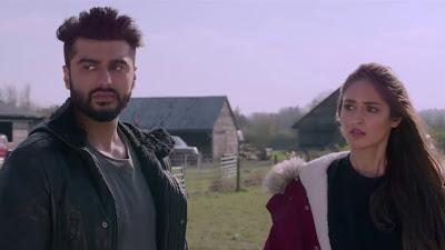 Arjun Kapoor & Ileana D'Cruz HD Wallpaper In Mubarakan Movie
