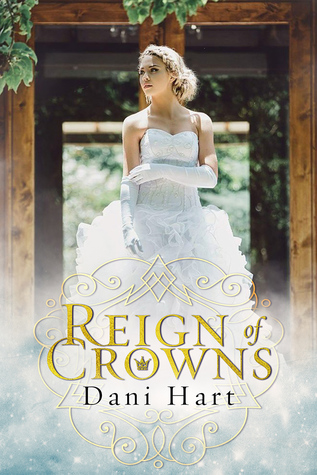 [New Release] REIGN OF CROWNS by Dani Hart @authordanihart