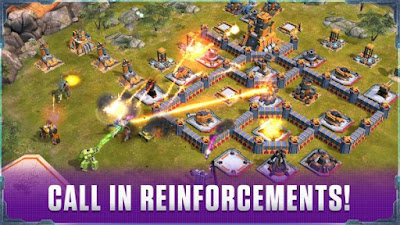 Game Transformers: Earth Wars Apk v1.33.0.14817 (Mod Money) Update Terbaru 2016 Gratis