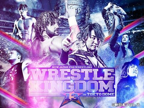 Análise de Portugal #41 - NJPW Wrestle Kingdom 13 review