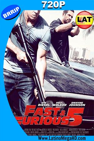 Rápidos y furiosos 5in control (2011) Latino HD 720p ()