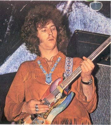 Talk From The Rock Room Tools Of The Trade Eric Clapton S 1964 Gibson Sg The Fool Guitar So Many Fantastic Colors