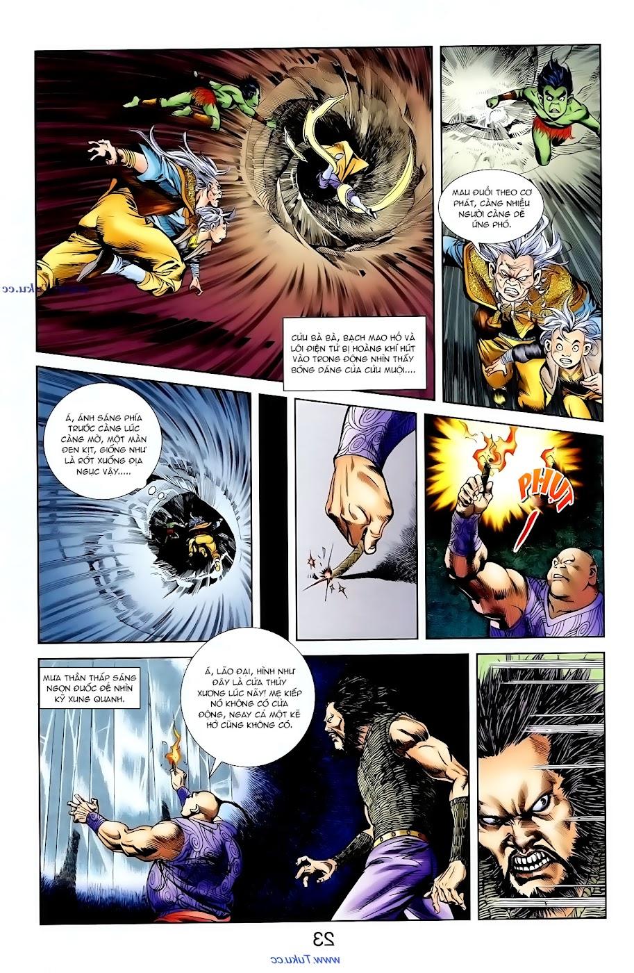 Cơ Phát Khai Chu Bản chapter 96 trang 7