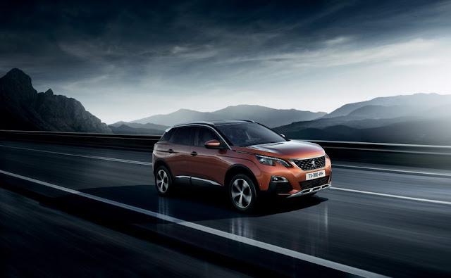 Tecnología SUV Peugeot 3008
