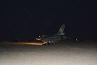 Pesawat Tempur F-16  TNI AU