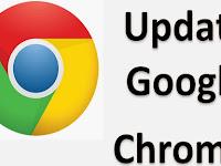Cara Update Google Crome Secara Otomatis