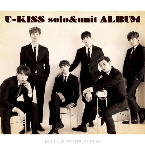 U-KISS – U-KISS Solo & Unit Album (ITUNES MATCH AAC M4A)