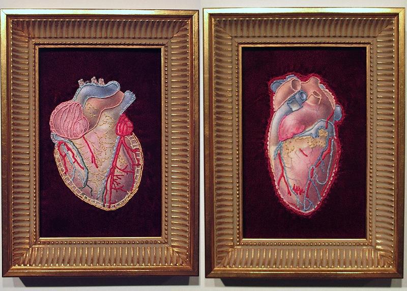 Heart Art by Rachel Harmeyer