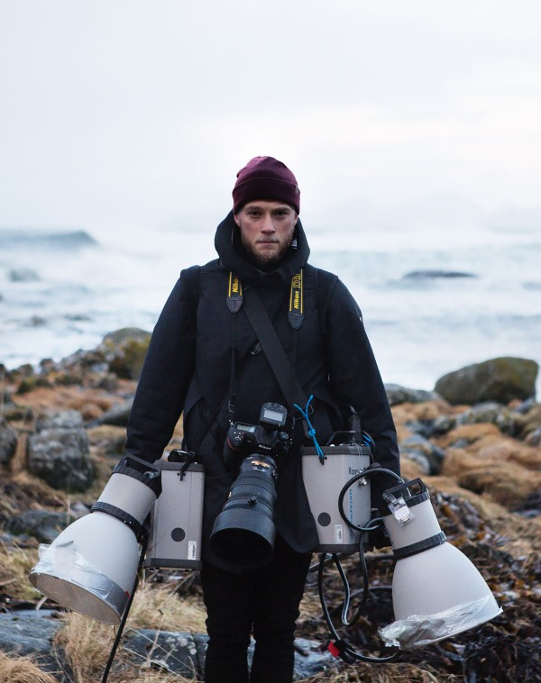 Photographer Emil Sollie | © Mats Grimsæth