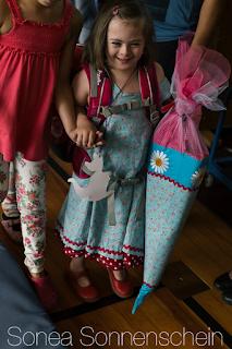 Sonea besucht eine inklusive Schule. Das hat sowohl Vor- als auch Nachteile
