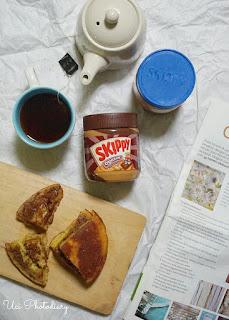 resep martabak teflon skippy untuk camilan keluarga, nekat tapi enak