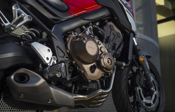 2018 Honda CB650F Review