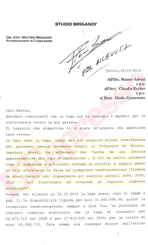 Soldi Truffati dalla Lega: ecco i documenti che incastrano Matteo Salvini