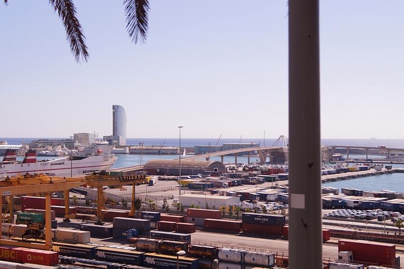 Barcelona Spanien Hafen Hotel Bustour Rundfahrt Sommerurlaub Katalonien Reisetipps Sehenswürdigkeiten