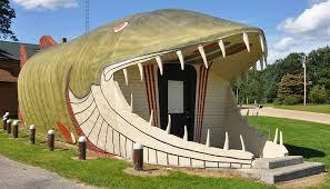Amazing Fish Building