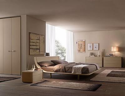 tempat tidur minimalis model skandinavia