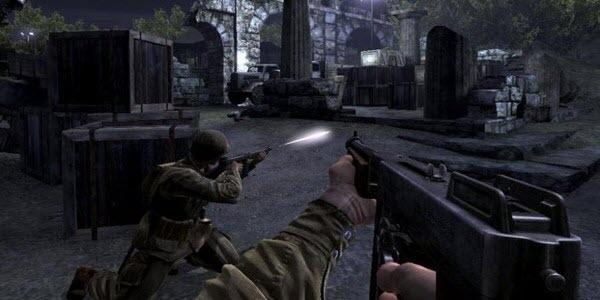تحميل لعبة Medal of Honor Airborne للكمبيوتر مضغوطة بحجم صغير