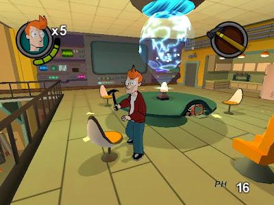 Futurama (PS2) 2003