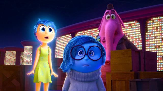 Foto dan Video Animasi Film Inside Out