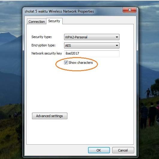 Cara Melihat Password Wifi yang Terhubung Ke Komputer atau Laptop Cara Melihat Password Wifi yang Terhubung Ke Komputer atau Laptop