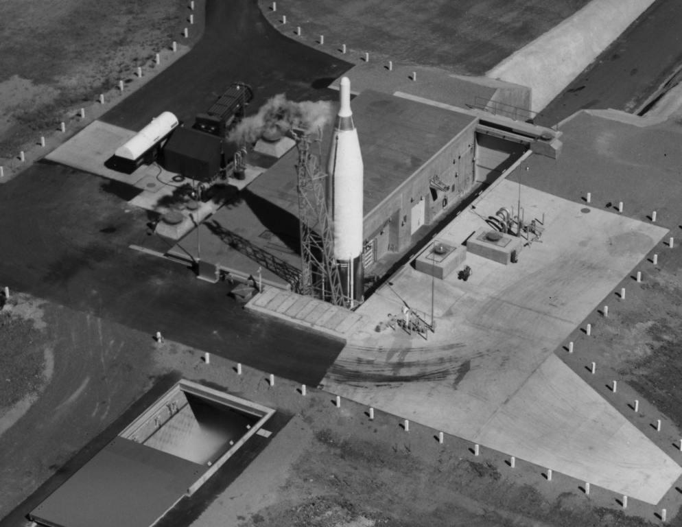 High Plains Modelers Atlas Missile Silo Tour