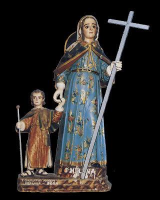 Resultado de imagem para imagem de santa helena - tarouca