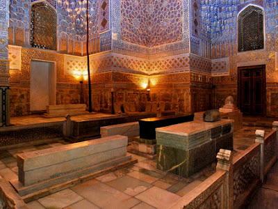 Tamerlane tomb
