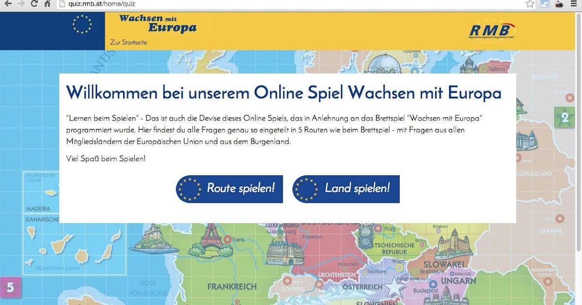 Europa Online Spiele