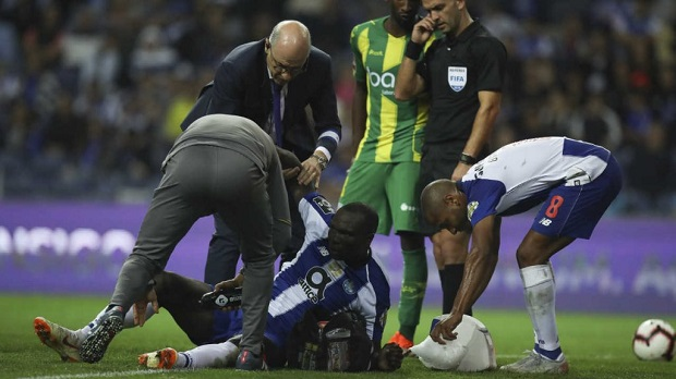 FC Porto: Grave blessure pour Vincent Aboubakar