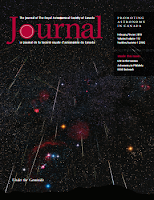 cover of the February 2018 RASC Journal