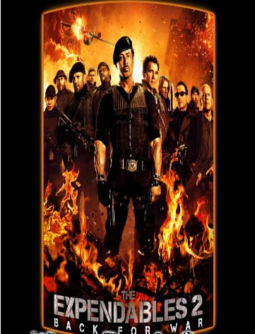 The Expendables 2 (2012) Dual Audio movie free Download