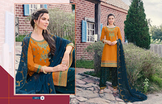 Kajree fashion of Patiala vol 23 Punjabi Suits