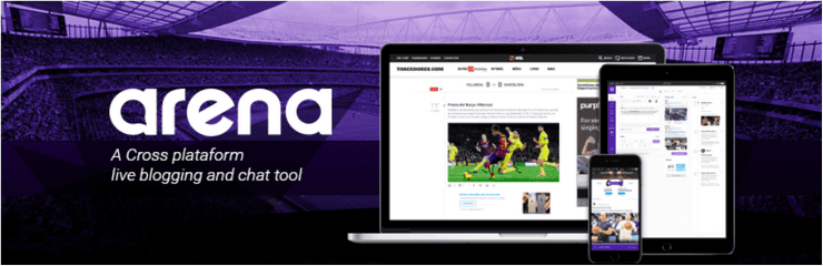 Arena.IM plugin for WordPress