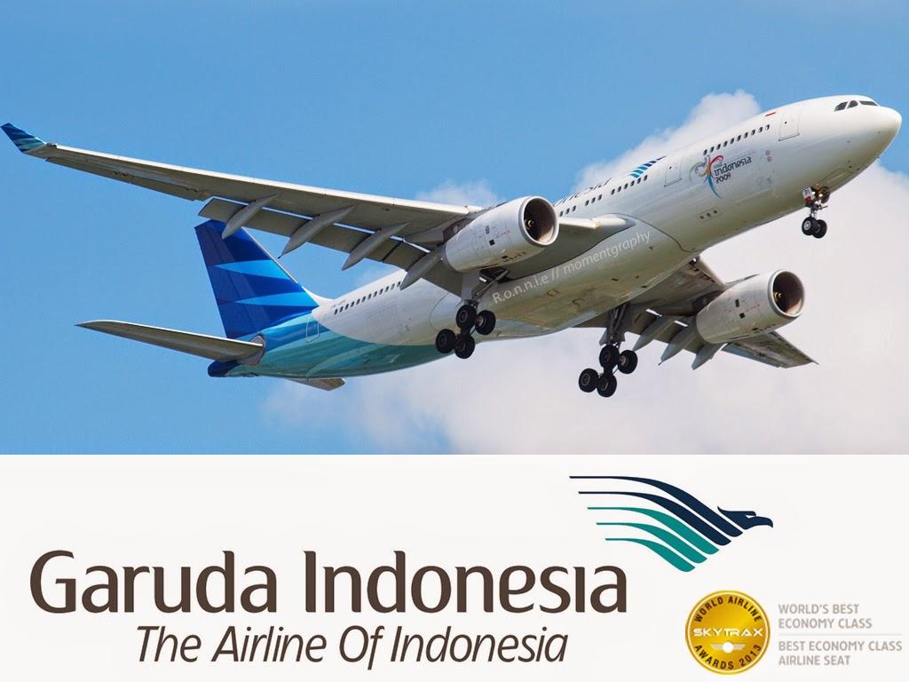 Profil Maskapai Garuda Indonesia