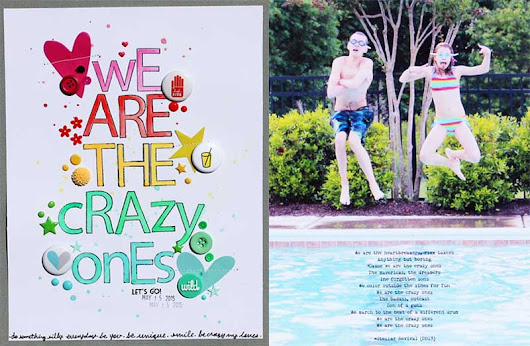 """We are the Crazy Ones"""