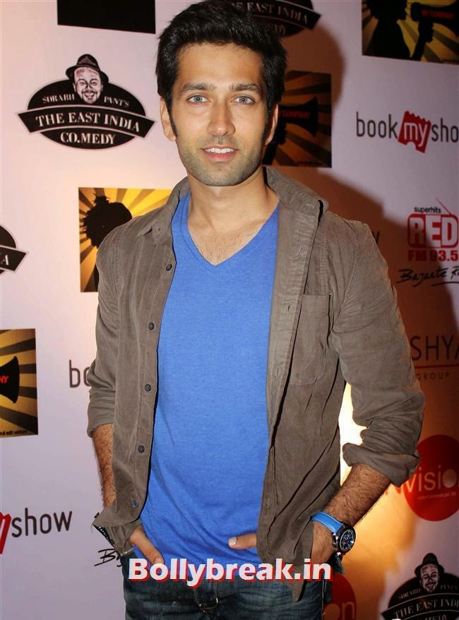 Nakul Mehta, Shruti Seth, Maria Goretti at 4th Annual Ghanta Awards