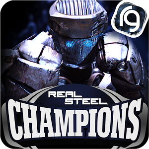 Real Steel Champions 1.0.195 Mod Apk (Unlimited Money)