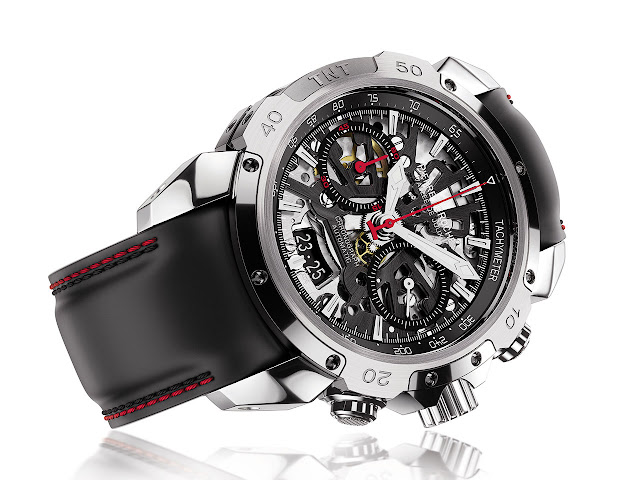 Pierre DeRoche TNT Chrono 43 Mechanical Automatic Watch