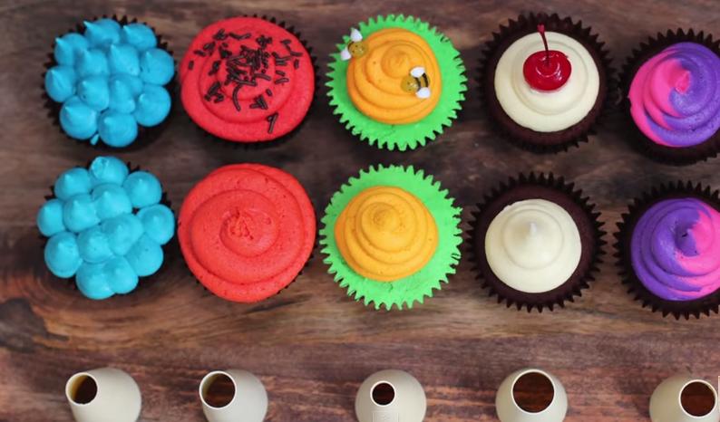 Resep dan Cara Menghias Cupcake Lembut Enak