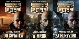 Trylogia Diakowa - Andriej Diakow - recenzja