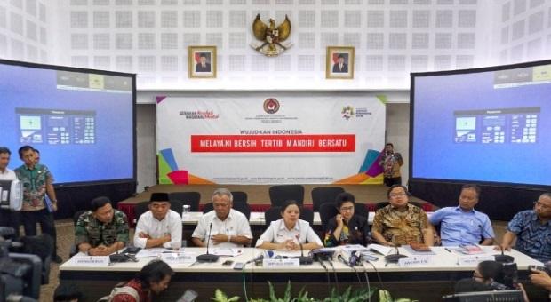 Indonesia Bergotong Royong Bangun Rumah Korban Gempa di NTB