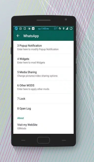 JiMODs Apk+WhatsApp Download v4.55 Latest Version For ...