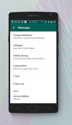GBWhatsApp+ v3.90 Mod Apk Latest Version For Android