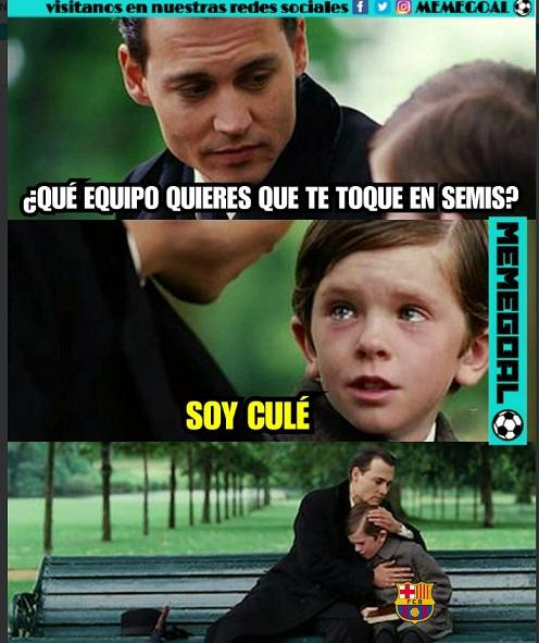 Memes Sorteo Semifinales Champions