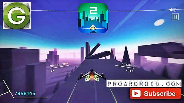 لعبة Runner.io – Sonic Surge 2 v1.4 كاملة للأندرويد (اخر اصدار) logo