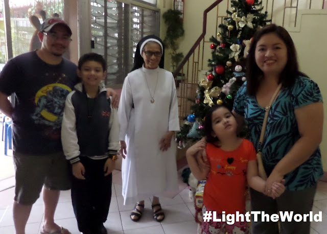 A visit to St. Rita Orphanage