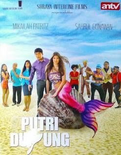 Daftar Nama Pemain Putri Duyung ANTV, ada Mikailah Patritz dan Sahrul Gunawan
